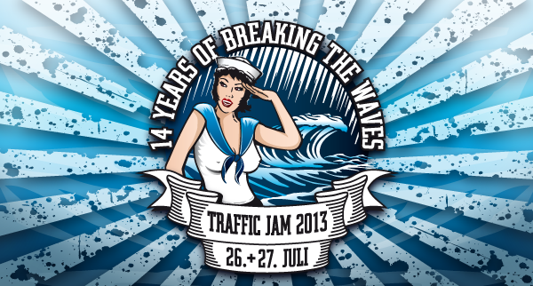 Traffic Jam Open Air 2013